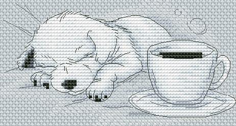 Бесплатные схемы вышивки крестом собачек